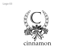Cinnamon Spa Logo Design