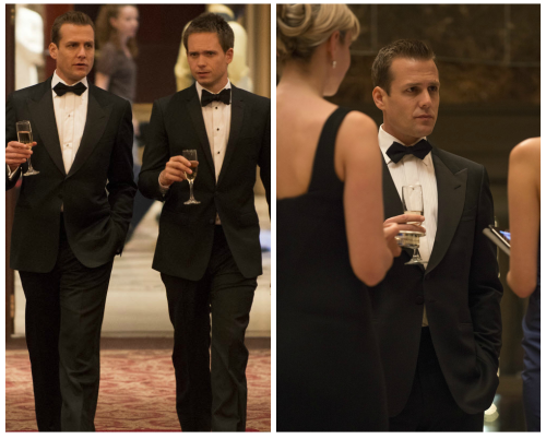 suitsthings:  -Harvey, keep calm and please don't hide the wedding ring