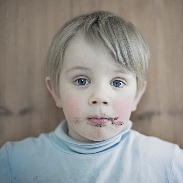 Blueberryjambeard by Dalla* on Flickr.