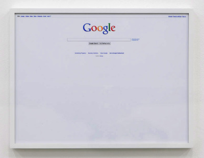 """google"" by hannah weinberger"