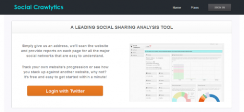 Social Crawlytics is a free tool that analyses URLs to establish how popular they have proved across the social sphere. (via Social Crawlytics: Easy Way to Analyze URL Sharing)