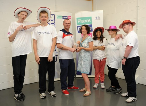 "Cumbria's young people CanDance A legacy project in Cumbria has been named as the best in the North West after inspiring young people to get into dance.  CanDance was created after a consultation revealed a lack of inclusive dance opportunities in Cumbria for young people with learning disabilities such as autism. Lynn Fade, Project Organiser said: ""We wanted to make dance available to young people who face the most barriers to participation. Dance is the perfect activity because it's non-competitive, sociable, and other people can see the result of your efforts. Everyone involved in the CanDance project has really worked hard and enjoyed themselves."" CanDance created six new inclusive youth dance groups, one in each of Cumbria's districts, as part of Sport England's Sportivate Olympic and Paralympic legacy initiative.  Sportivate  gives 14- to 25-year-olds who weren't active in their own time, the chance to find a sport they enjoy. The award was handed over by Paralympic basketballer, Dan Highcock, who is one of a team of Sporting Champions. He said: ""Discovering sport as a teenager totally transformed my life, so it's fantastic to see how CanDance is changing the lives of young people in Cumbria."" Image credit: SportEngland"