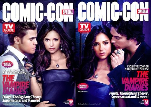 Comic Con bonus for TVD fans that use GetGlue! Unlock unique @getglue stickers @Comic_Con when checking-in at Warner Brothers TV series panels!  Read all about it! http://comiccon.thewb.com/2012/wbsdccgetglue2012/