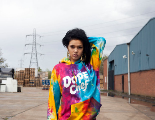 dopecheftv:  6 HOURS TO GO until the Tie Dye & camo hoodies drop only at www.dopechef.tv #DOPECHEFTIEDYEANDCAMO