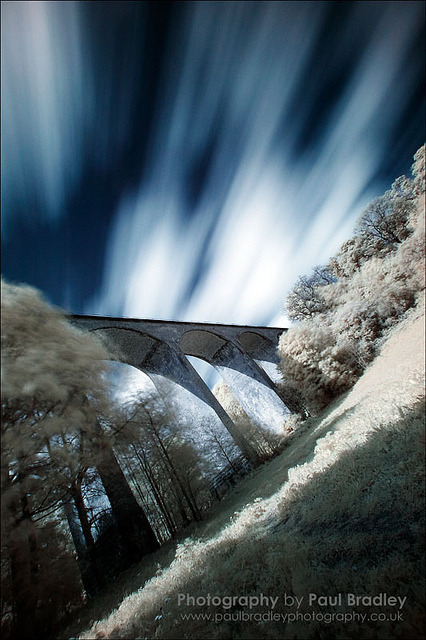 Saltburn Viaduct (IR) (II) on Flickr.