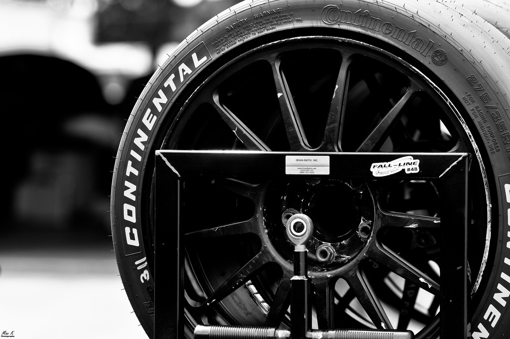 automotivated:  Fresh Rubber (by Mac K Photography)