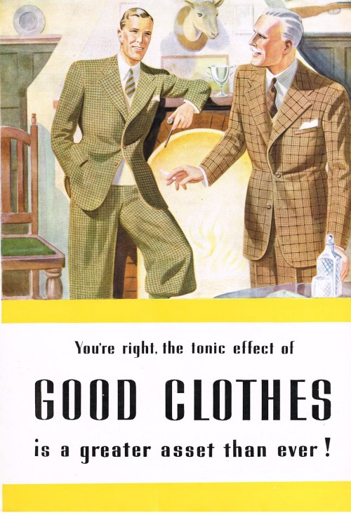GOOD CLOTHES