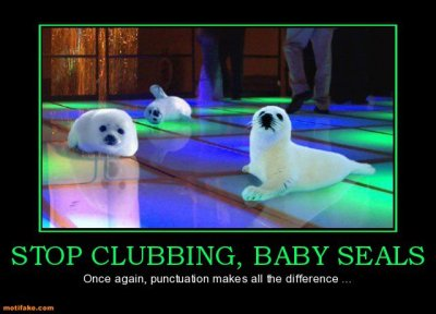 punctuation is, key.