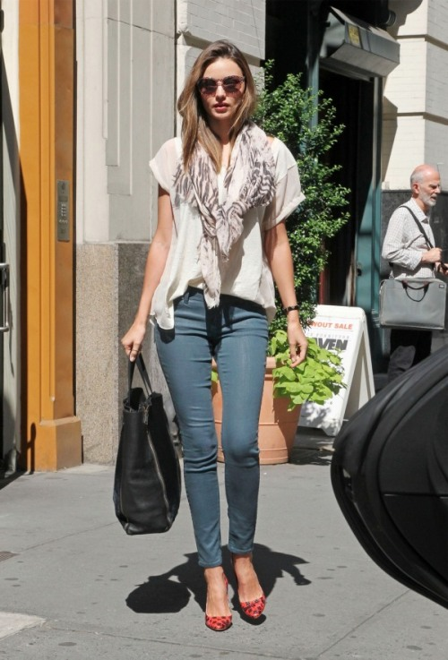 BeLighter Miranda Kerr, NYC