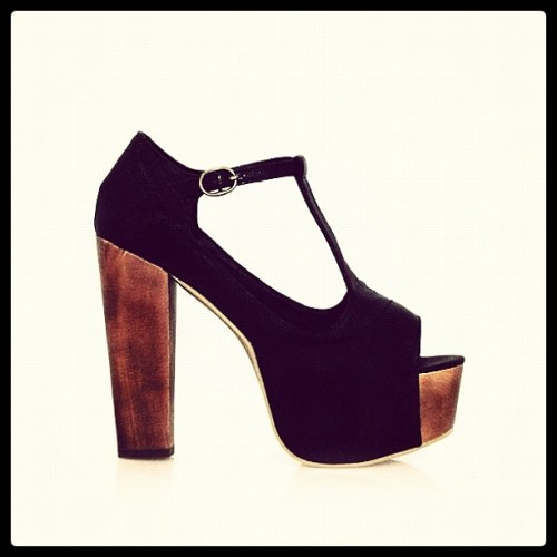 #JeffreyCampbell#Foxy#heels (Taken with Instagram)