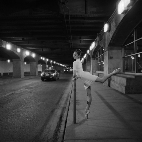 ballerinaproject:            Alys - Lower Simcoe Street Become a fan of the Ballerina Project on Facebook. Follow the Ballerina Project on Pinterest