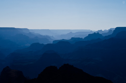 Grand Canyon, Arizona (by Travis Pietsch)
