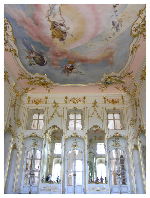 beautilation:  Esterhaza Palace in Fertod, Hungary