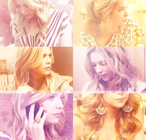 ◘ favorite caps of hanna marin (anonymous)