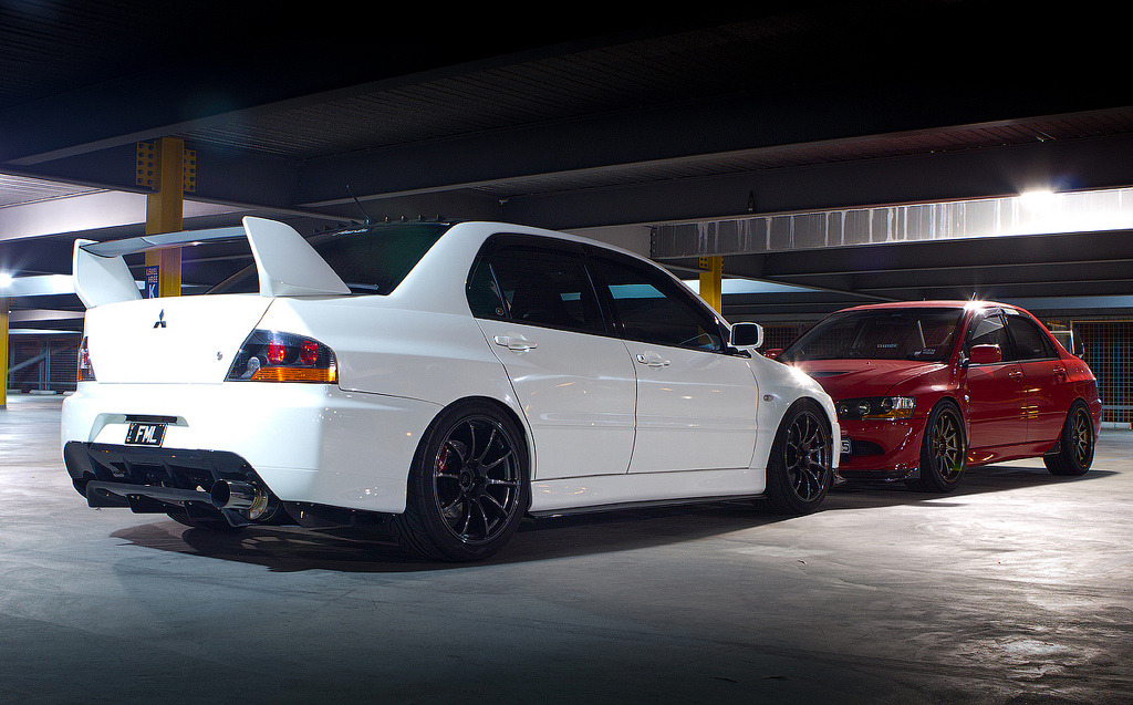 Evo IX & VIII MR's