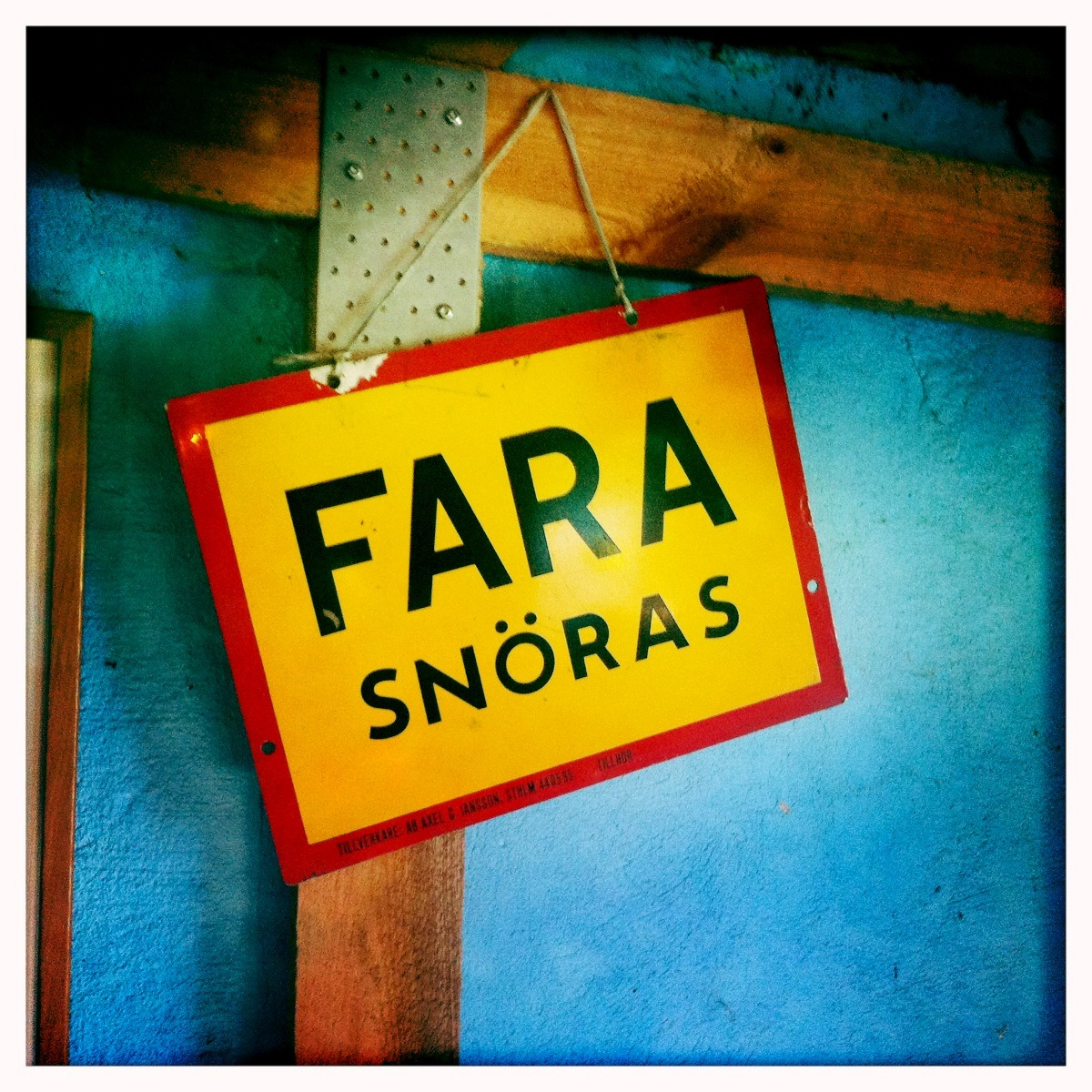 Poking around Fårö Island in Sweden, Bergman's old haunt.