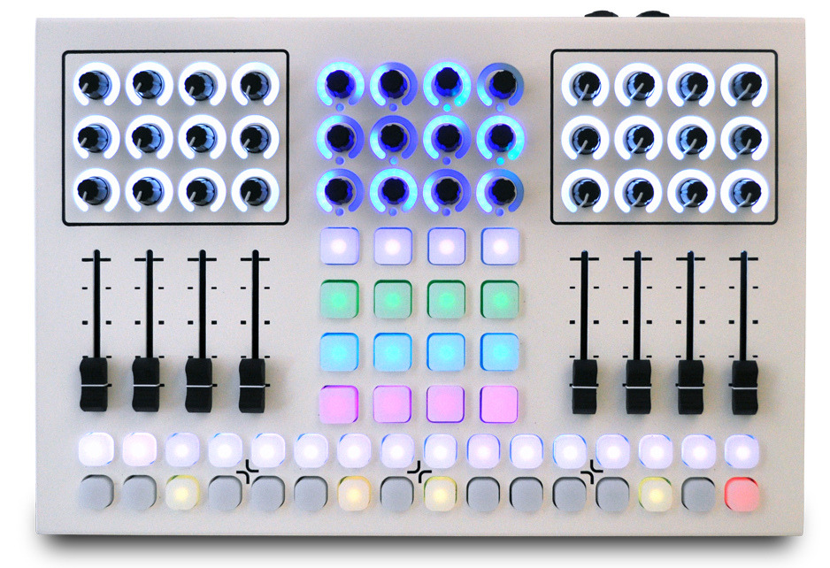 reaktorplayer:  CNTRL:R White Edition (by livid instruments)