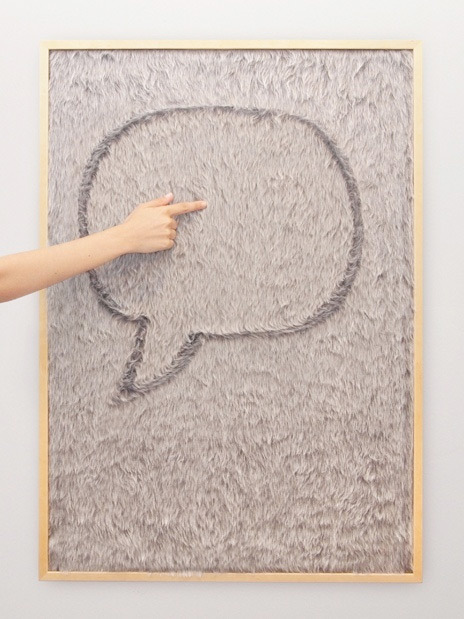 """Dedo Message Board"" so fuzzzzy!! :))) i want oneeeeee"