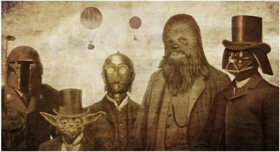Star Wars, like a sir.