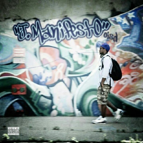 The cover to the new @jdotodot mixtape #JManifesto (Taken with Instagram)