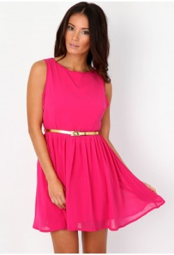 Bought this amazing pink dress as the other pink one didn't fit me :( Missguided.co.uk - £19.99