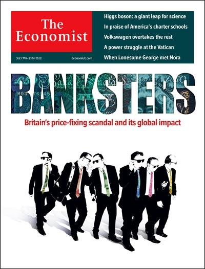 theeconomist:  Our cover in Britain: how the rate-fixing scandal might spread—and what to do about it.  Awesome cover. Who is Mr. Pink?