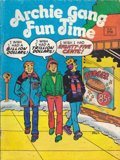 Archie Gang Fun Time, you guys.