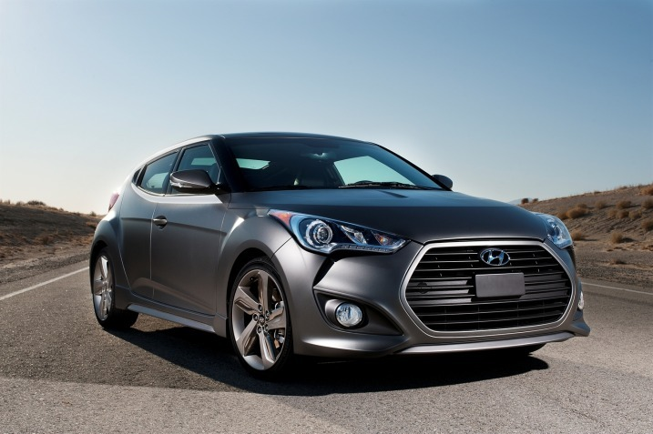 2013 Hyundai Veloster Turbo's Matte Paint Comes With Warnings, Washcloths  The 2013 Hyundai Veloster Turbo comes with one of the most talked-about new paint options in the auto industry - a stunning matte gray finish? but consumers are only now getting a taste of what it will take to maintain that beauty.  The matte paint comes with an 11-page owner's manual, a wash pad and microfiber towels. Hyundai also warns that the Veloster Turbo with the optional $1,000 paint cannot be taken through an automatic car wash. It must be washed by hand. More