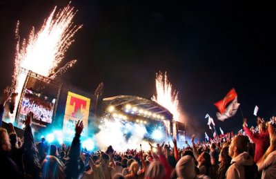 Kasabian headline the final day of T in the Park on Sunday night - and you can watch it live on BBC Three from 10.45pm. Tune in to watch them closing the festival: http://www.bbc.co.uk/programmes/b01ks1pn
