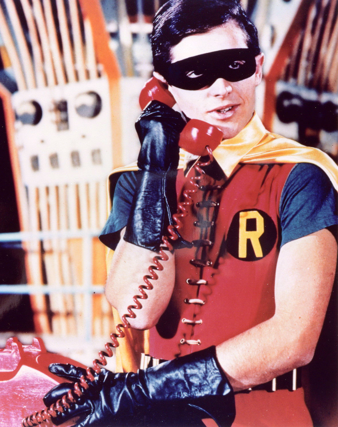 monkeypants:  Happy Birthday Burt Ward  Happy belated birthday Burt Ward. The first boy who made me want to don a super villain costume. ;)