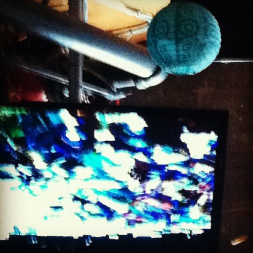 #glitch #tv (Taken with Instagram)