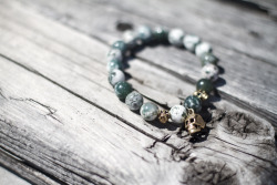 We are giving away a Skullex Bracelet!  All you have to do is Reblog!  www.lavish-livez.com/blog/buy Good Luck!
