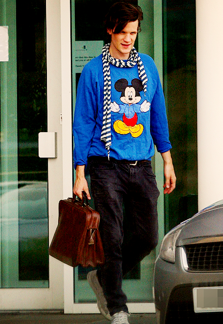 fuckyeah-matt-smith:  I want that jumper!
