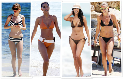 It's the 66th Birthday of the Bikini!  Happy Birthday!  Check out the celebrity bikini gallery via @InStyle…