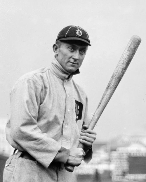 On July 19th 1927, Philadelphia Athletics outfielder Ty Cobb doubled in his first at-bat against the Detroit Tigers (his former team), becoming the first major league player to amass 4,000 career hits.