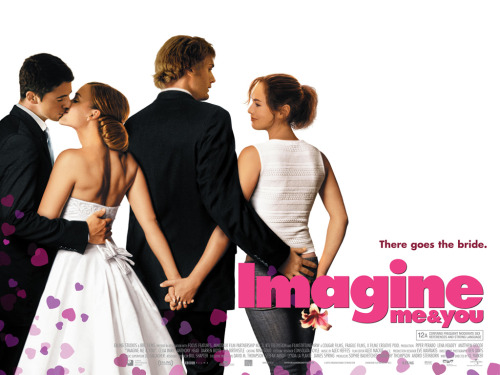 Imagine Me & You — 2005's ultimate romantic comedy. Luce and Rachel will steal your heart and leave you quoting the movie for days  ALL TIME FAVOURITE LGBTQ MOVIE!!!!