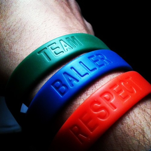 LOVE THEM ❤ #team #baller #respect #nike #swag #swagg #dope #iphone #iphonic #iphonesia #iphoneonly #basketball #streetball (Tomada con Instagram)