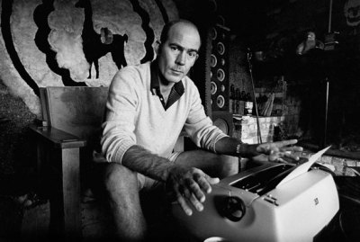 tvogdenots:  Hunter S. Thompson