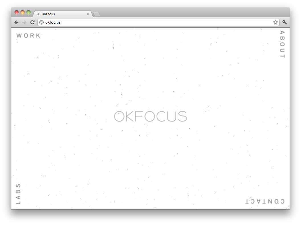 WE ARE HAPPY TO ANNOUNCE THE LAUNCH OF OUR NEW WEBSITE!!! :) http://okfoc.us/