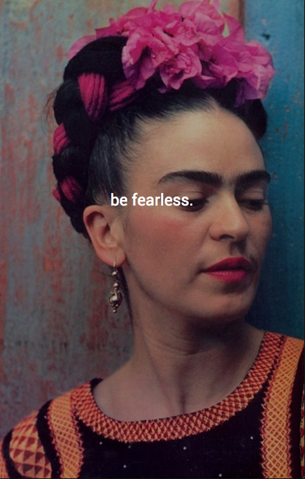 Happy 105th Frida <3