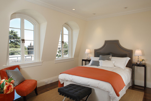 georgianadesign:  Pacific Heights bedroom by Winder Gibson Architects.