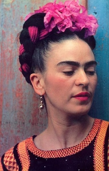 Happy 105th Birthday Frida <3