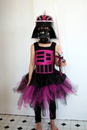 If Princess Darth Vader doesn't have a parody Twitter account by the end of the day then, well, I give up. Via