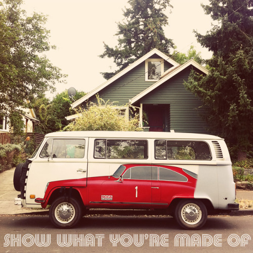 car-ma: show what you're made of via Miss Modish
