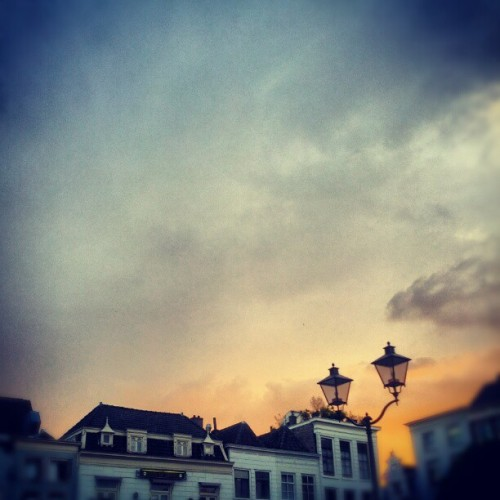Taken with Instagram at Scheffersplein