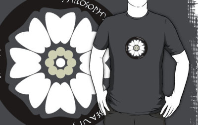 "(via ""White Lotus Minimalist"" T-Shirts & Hoodies by rkrovs 