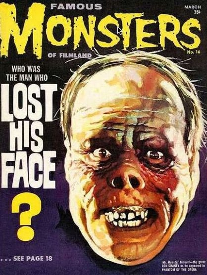 Famous Monsters Of Filmland #16 (1962)