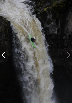 seth firing up outlet falls. we dont give photo credit and mostly steal pictures off of facebook a lot but keeping up with posting all of this shit is fucking obnoxious so what