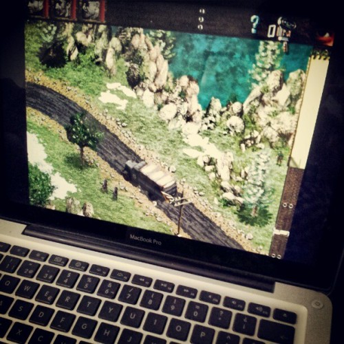 Commandos: Behind Enemy Lines (Tomada con Instagram)