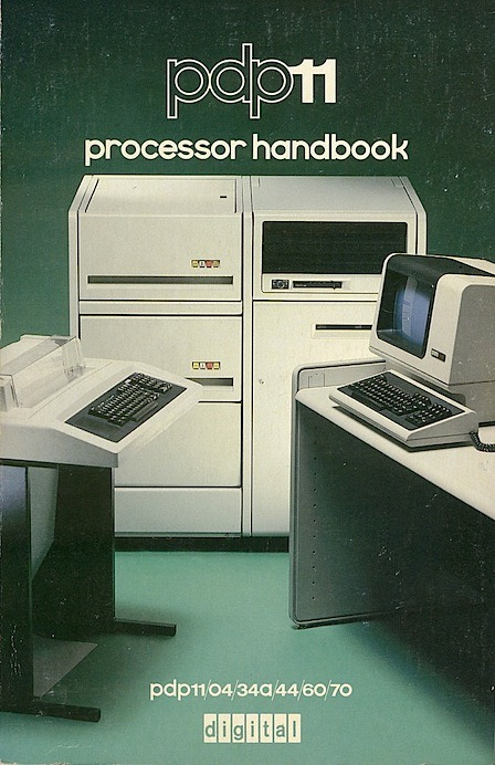 digital. pdp-11: processor handbook 1979.